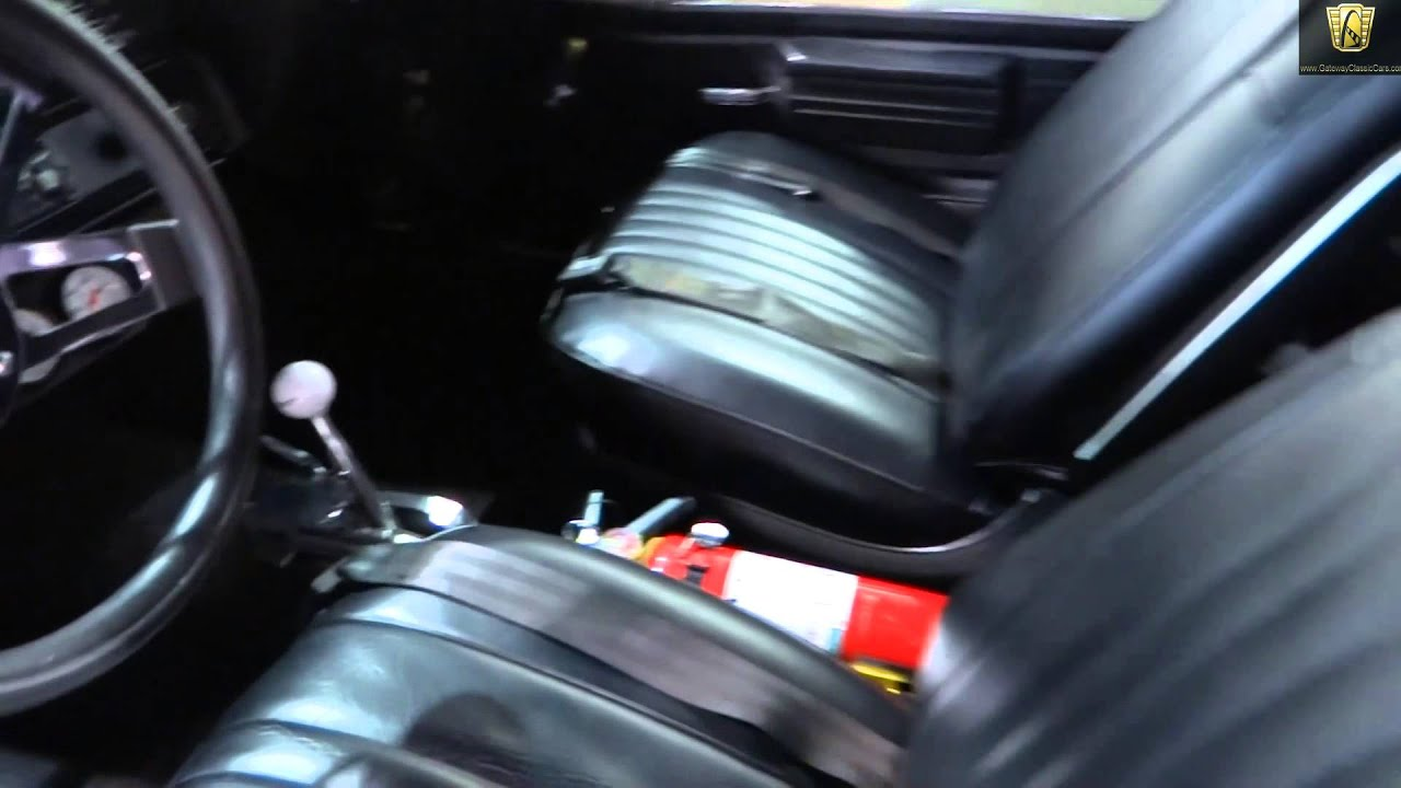 Cars For Sale Indianapolis >> 1971 Chevrolet Chevelle SS Clone - #106 NDY - Gateway Classic Cars - Indianapolis - YouTube