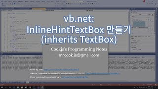 vb.net: InlineHintTextBox Clas…