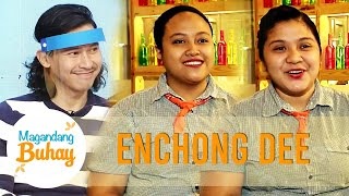 Enchong receives messages from his employees | Magandang Buhay