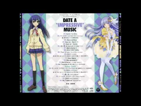 Date A Live 2 Insert Song Episode EP 6 Full - Q & A - Tohka & Shido / Attention Question