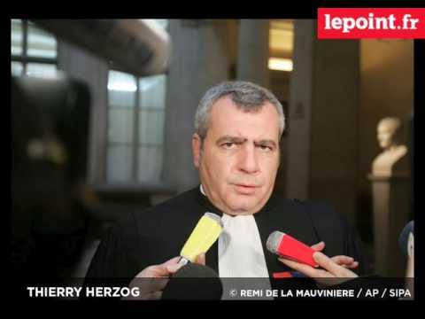 Réaction - Thierry Herzog - Affaire Tiberi