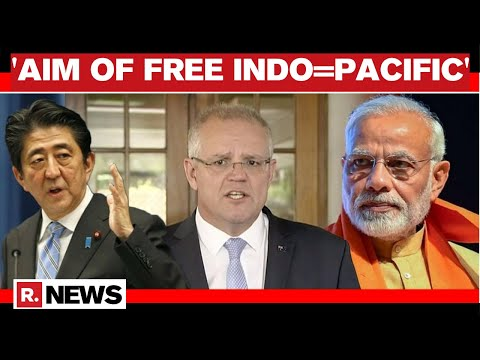 Japan PM Backs QUAD Alliance With India, US, Australia; Warns China Of 'Free Indo-Pacific'