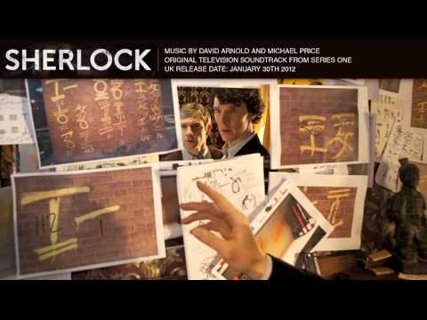 David Arnold & Michael Price - The Game Is On (Taken from the Sherlock OST)