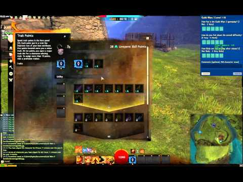 Guild Wars 2 leveling exploit - Level 80 in 5minutes (old footage)