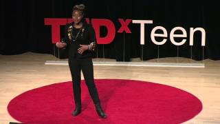 Picture this Peace: Sophie Umazi at TEDxTeen