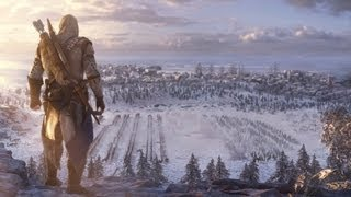 Assassin S Creed 3 Reveal Trailer UK