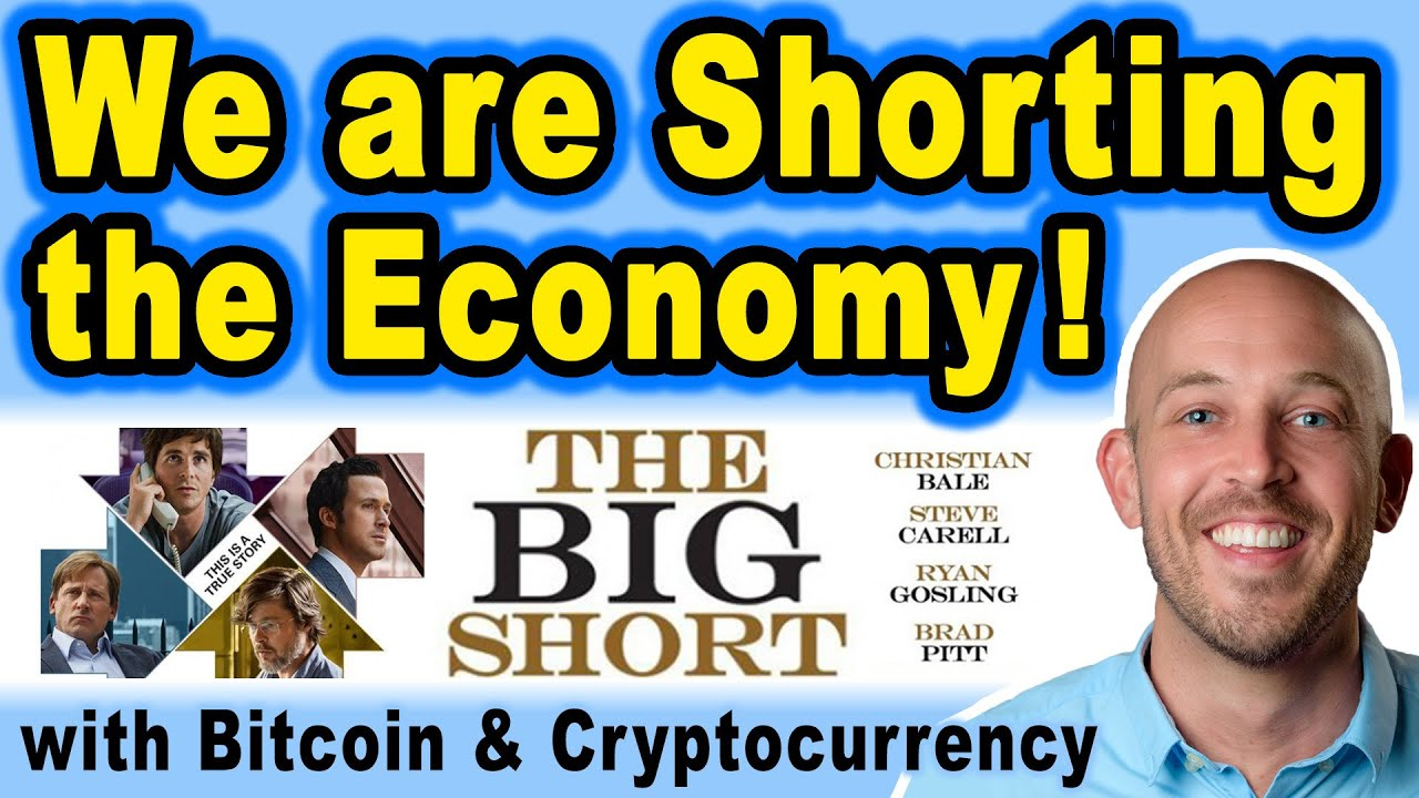 🔵 Bitcoin and Crypto are Shorting the World Economy 6