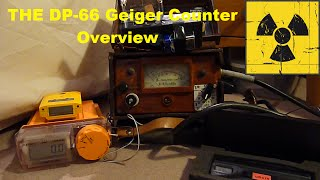 DP 66 Geiger Counter