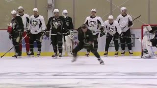 MAXIM IVANOV powerskating coach NHL team Pittsburgh Penguins and IH PRO International Academy