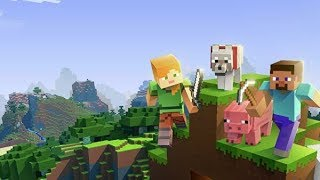 BIG FARM - Minecraft Live Stream