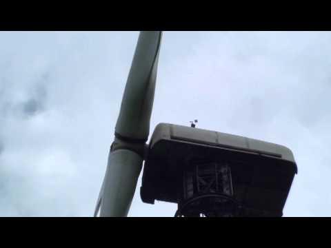 Unique Wind Farm in Costa Rica