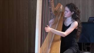 Hindemith - Sonata for Harp | Claudia Lucia Lamanna