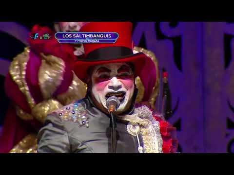Los Saltimbanquis – Primer Premio – Murgas
