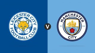 Лестер Сити Манчестер Сити Leicester City Manchester City Англия Премьер лига 30 й тур