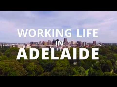 How is to work in Adelaide? Watch Nam's Experience