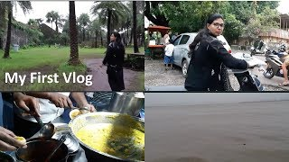 Vasai fort vlog l my first vlog