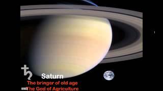 Summary of the Jovian Planets