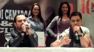 Zeze & Luciano en Paraguay 04 El recuerdo mas fuerte de Luciano