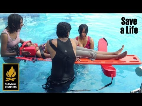 Learn First Aid and Lifeguarding Skills -- India