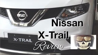 Nissan X-Trail Review Indonesia