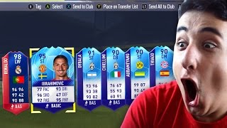 A TOTT IN EVERY PACK!!!! FIFA 17 PACK OPENING
