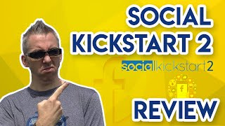 Social Kickstart 2 review - How to Schedule Facebook Content