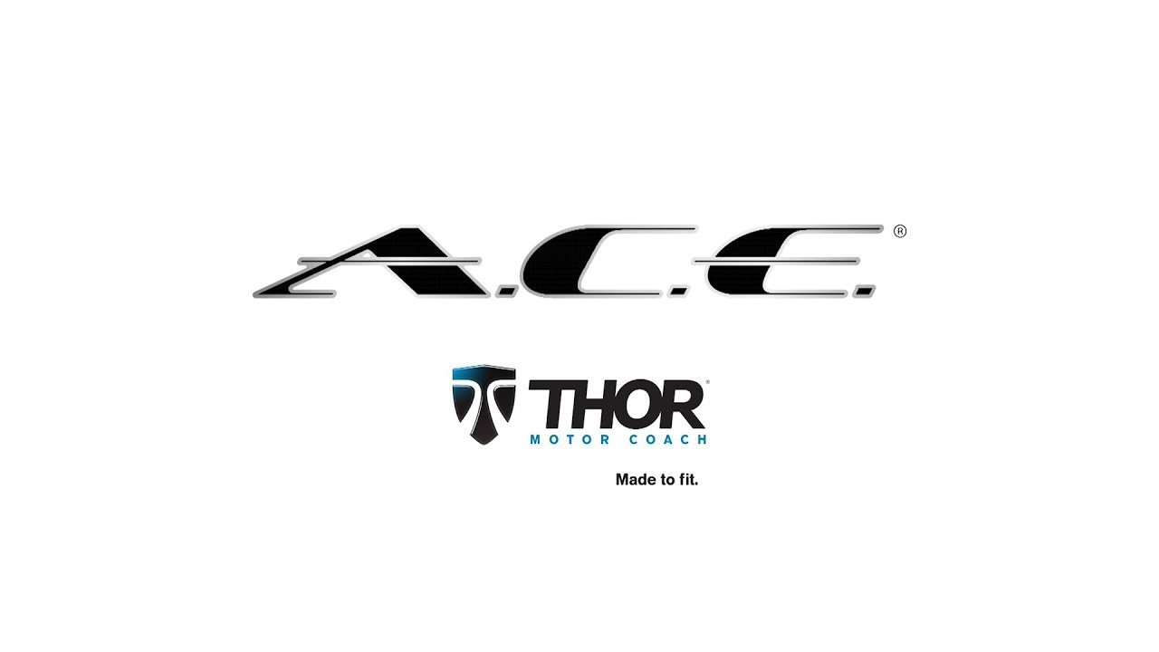 a c e  from thor motor coach - we build it for you