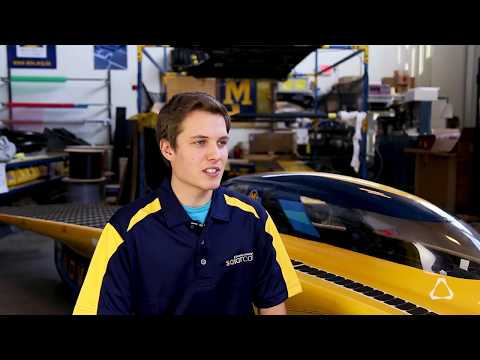 University of Michigan Excels in Solar Car Challenges Around the World