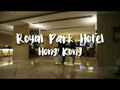 Royal Park Hotel Hong Kong | Hotel Review