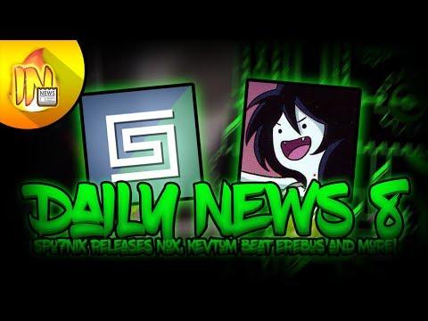 GD Daily News #8 [6/28/17] Spu7nix releases Nox, Kevtom beats Erebus and more!