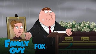 Peter Speaks At Angela's Funeral | Season 17 Ep. 9 | FAMILY GUY