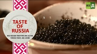 Russian 'Olivier'? Why Russia's most popular salad has a French name - Taste of Russia Ep.1