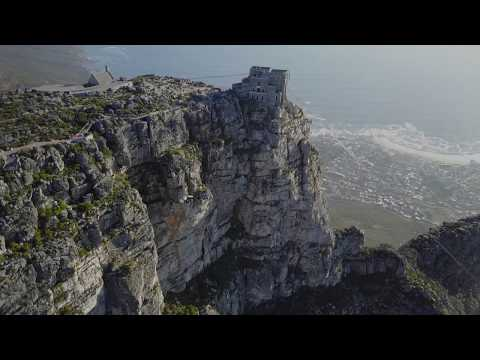 Table Mountain in 4K