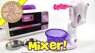 1996 Making Scooby-doo Snacks! Easy Bake Deluxe Hand Mixer Kitchen Set