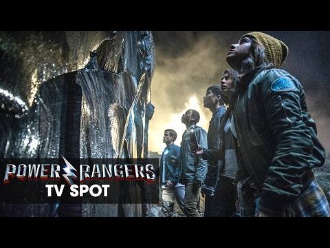 "Power Rangers (2017 Movie) Official TV Spot – ""Let's Go"""
