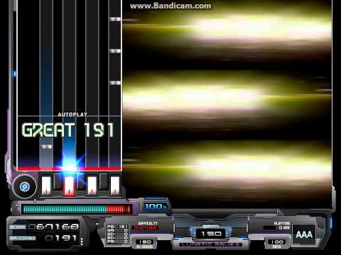 LR2: PARANOiA MAX -DIRTY MIX- / 190 Autoplay Playthough