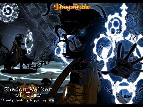 Dragon Fable Shadow Walker Of Time Armor