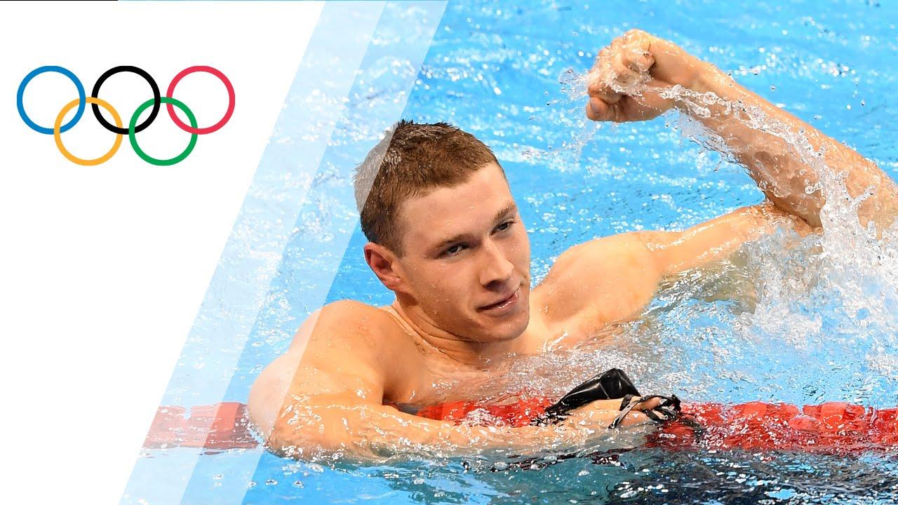 Ryan Murphy takes bronze in men's 100m backstroke
