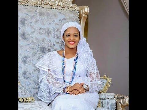 Loving Couple! See Ooni of Ife &His New Wife,Prophetess Naomi Oluwaseyi That Got People Talking