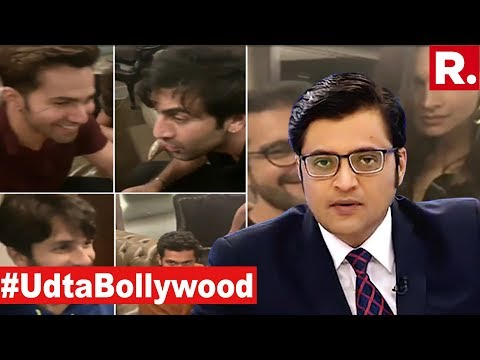 Video Controversy Explodes, Why Is Karan Johar Silent? | The Debate With Arnab Goswami