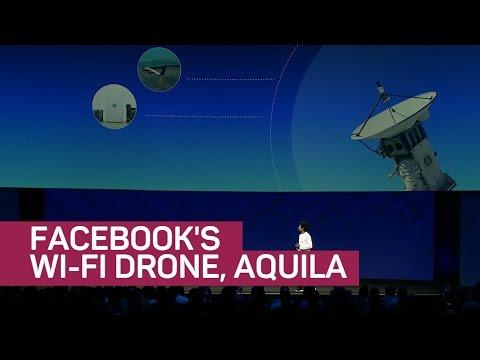 Facebook's Wi-Fi drone, Aquila, improves wireless data speeds