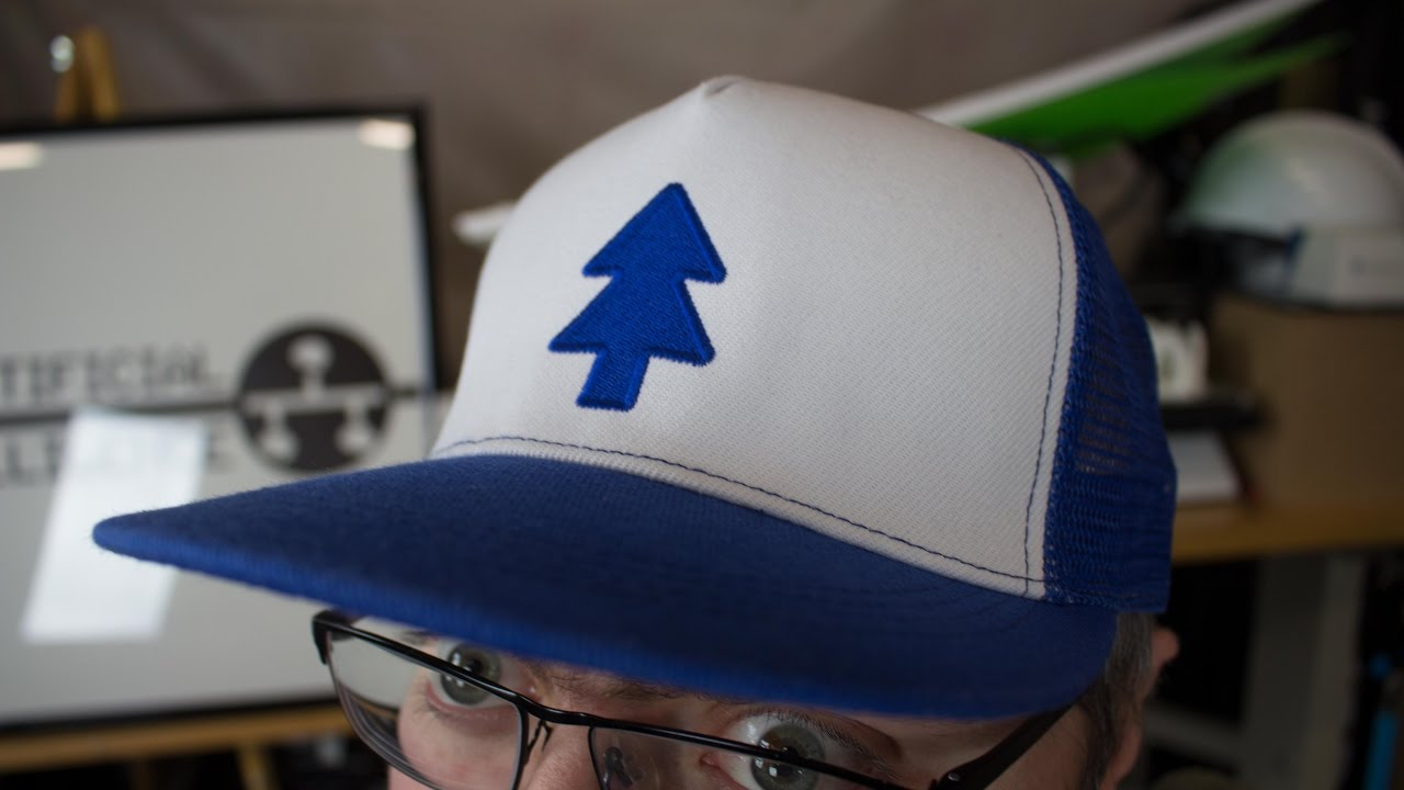 Dipper s Hat from Gravity Falls - YouTube 053c12a2230