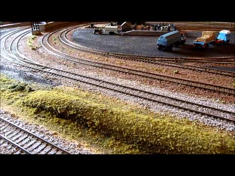 00 Model Railway Layout – Live Steam 4468