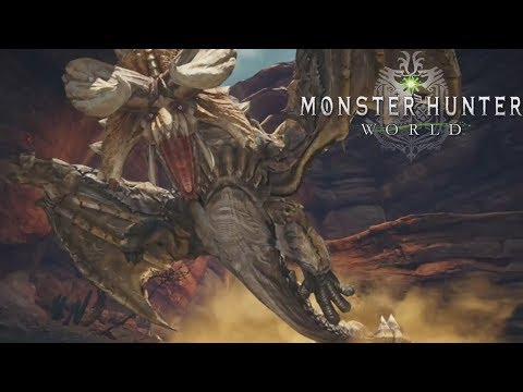 Monster Hunter: World XboxOne X / Gameplay Diablos -En Español HD 1080p