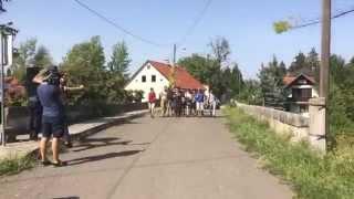 دخول اللاجئين إلى سلوفينيا ظهر اليوم-2  18-9-2015