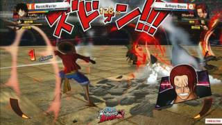 One Piece: Burning Blood - NarutoWarrior VS. Anthony Boyce   GRAND FINALS   Day 2   Anime Expo 2016