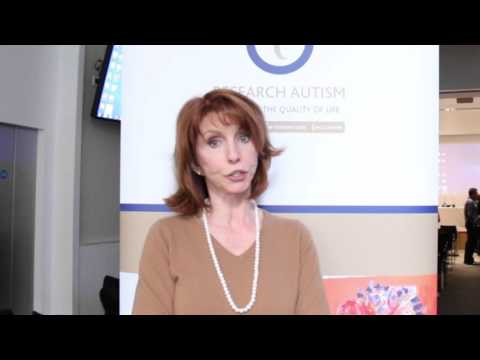 Jane Asher, Research Autism conference, November 2015