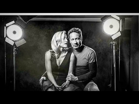 Mulder and Scully - The X Files 2017