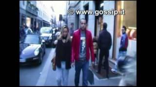 Karina e Sasà, pancione, amore e shopping