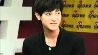 EXO M Tao Rap Two Moons Aegyo